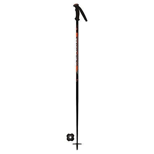 Kerma - Bâtons De Ski Speed Tea - Mixte - Taille 95 - Noir