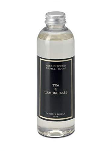 Recambio Mikado ambientador Tea & Lemongrass - Cerería Mollá - Artepal Aromaterapia