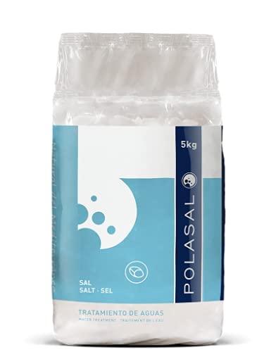 Sal para descalcificador agua domestico pastillas saco 25 kg (Saco de 5 Kg)