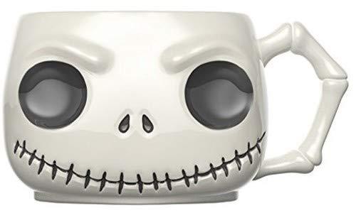 Funko Pop! Home: Nightmare Before Christmas Jack Mug Collectible Figure