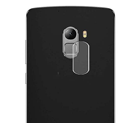 Vaxson 2 Stück Schutzfolie, kompatibel mit Lenovo A7010 (K4 Note) Kamera TPU Folie Rückseitige Kameraobjektiv [nicht Panzerglas Bildschirmschutzfolie Hülle Hülle ]