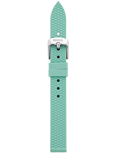 Fossil Q Silikonband für Damen Aktivitätstracker Q Dreamer - Mint FTJ9017
