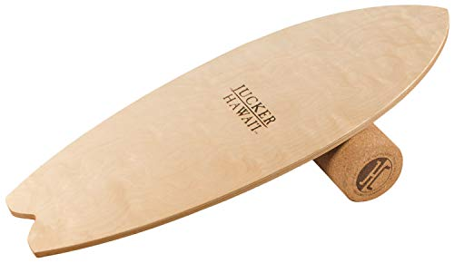 JUCKER HAWAII Homerider Local Ocean - Tabla de Equilibrio (Incluye Rollo de Corcho)
