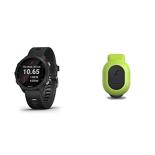 Lowest Price! Garmin Forerunner 245 Music, GPS Running Smartwatch with Music and Advanced Dynamics, ...