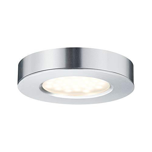 Paulmann 935.47 Möbeleinbauleuchte, Metall, Integriert, silber