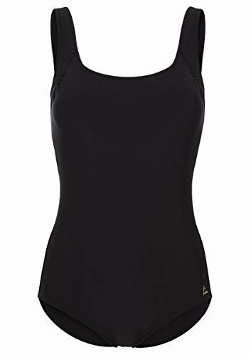 Felina Badeanzug mit Schale-klassisch 5205201 Basic Line solid Black 38C