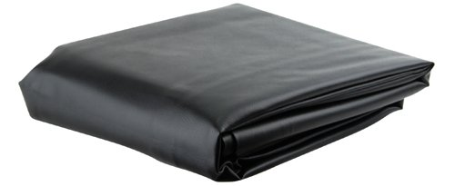 HAN'S DELTA Black 9' Heavy Duty Leatherette Pool Table Cover - 9 Foot Billiard Table Cover