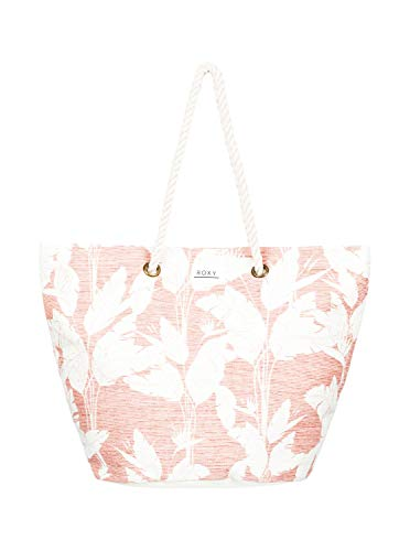 Roxy Sunseeker 30L Bolsa De Playa, Mujer, Naranja (Terra Cotta Flying Flowers S), 1SZ