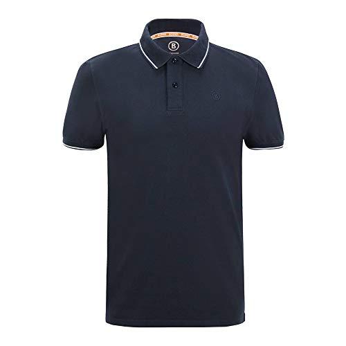 Bogner Man Ligos Navy - Poloshirt, Größe_Bekleidung:L, Farbe:Navy