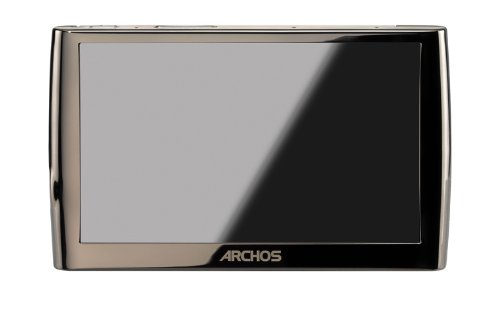 ARCHOS 5 Internet Tablet Tragbarer Video-Player 160 GB (12,2 cm (4,8 Zoll) Touchscreen, WiFi, Android, USB 2.0) schwarz