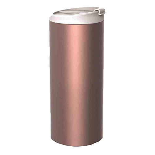 Zak Isolierbecher 350 ml, Edelstahl, Rosé, 8 x 8.5 x 18.5 cm