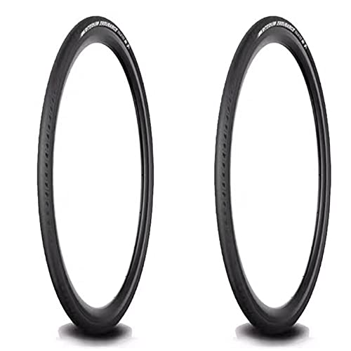 LHYAN Bicycle Tyre(pack of 2) K1018 700 * 23 25C Bicycle Tyre 30/60 TPI for Cycle Road Mountain MTB Hybrid Bike Bicycle,70023/60TPI