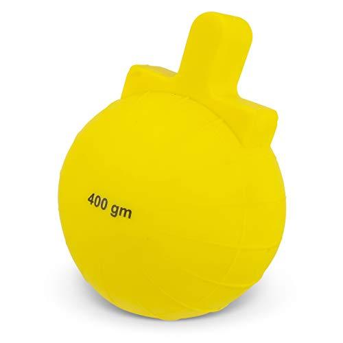 Vinex Speerwurfball/Nockenball 400 Gramm für Speerwurftraining