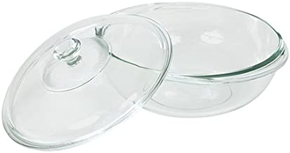 Best round pyrex dish Reviews