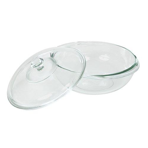 Pyrex 2 Quart Glass Bakeware Dish