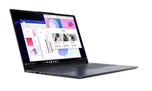Lenovo Yoga Slim 7 15ITL05 15.6' Intel i7-1165G7 2.8GHz (4.7GHz Turbo), Windows 10 Home, 16GB RAM, 1TB SSD, teclado QWERTZ, gris