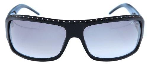 Oxydo Damen Sonnenbrille Schwarz ACE1CAPS-807-LF