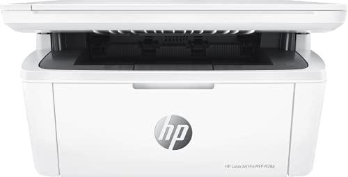 HP LaserJet Pro MFP M28a W2G54A, Impresora A4 Multifunción Monocromo, Imprime, Escanea y Copia, Puerto Hi-Speed USB 2.0, Panel de Control LED, Blanca 🔥