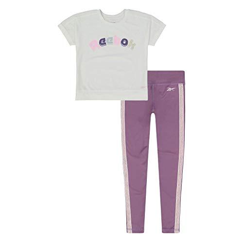 Reebok Sportanzug Modell Big Reebk Foil T-Shirt und Leggings
