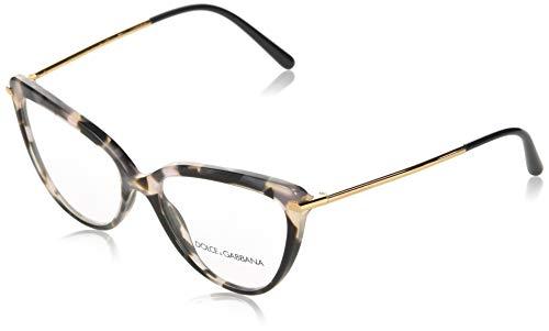 Eyeglasses Dolce & Gabbana DG 3295 3120 Pearl Grey Havana, 55/16/140