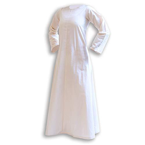 MYTHOLON Marita Unterkleid leichte Baumwolle Natur M