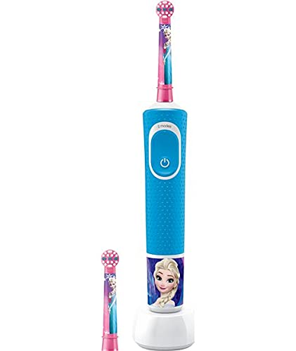 Braun kidfrzn Cepillo Dental electrico Infantil Frozen