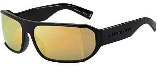 Givenchy Gafas de Sol GV 7179/S Black/Gold 71/17/115 unisex