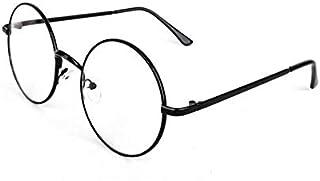 نظارة شمس فينتاج بعدسات دائرية ريترو وشنبر معدن بالكامل Prince