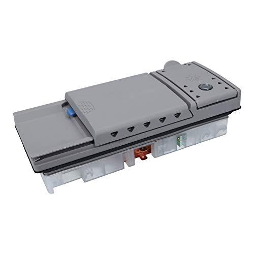 DL-pro Dosierkombination passend für Bosch Siemens Neff Constructa Gaggenau Balay 490467 00490467 Dosiereinheit für Tabs Pulver Klarspüler Geschirrspüler Spülmaschine