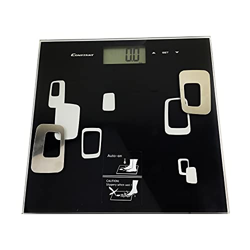 Balança Digital Corporal Bioimpedancia Imc Gordura Massa Multifuncao Inteligente Alta Precisao Touch Display Banheiro fit Academia