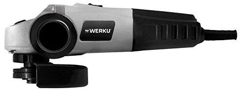 Werku Wk402970 - Amoladora / 115 mm / 600 w
