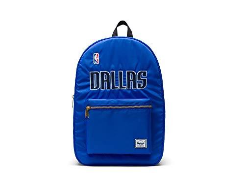 Herschel Sac à Dos Settlement NBA Dallas Mavericks Roya