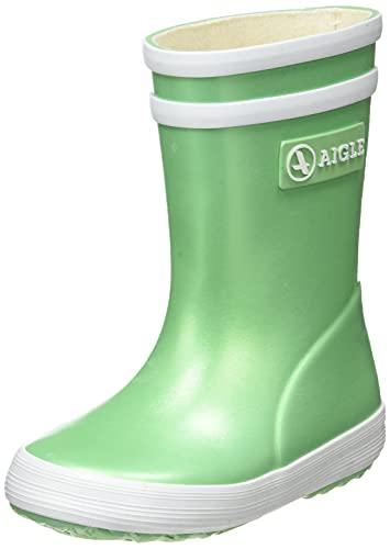 Aigle Rain Boot, Scarabee, 13.5 US Unisex Little Kid