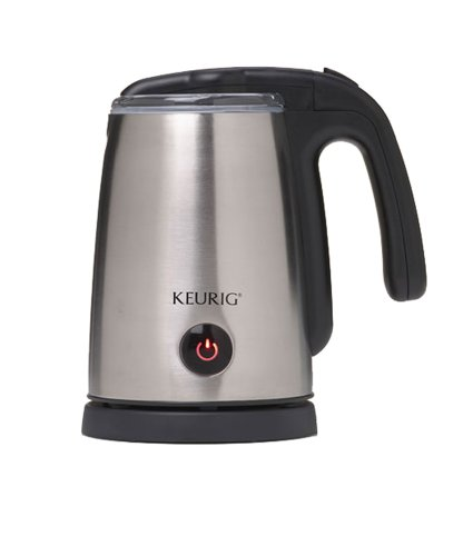 of the rated milk frothers dec 2021 theres one clear winner Keurig Café One-Touch Milk Frother