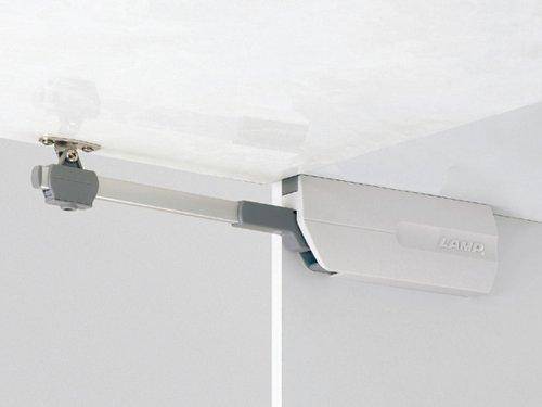 SLS-ELAN - Herraje elevable de puerta plegable (tipo M, cierre amortiguado)