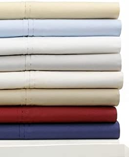 Ralph Lauren Huntley 450 TC Standard Size Pillowcases - Lemon Sorbet