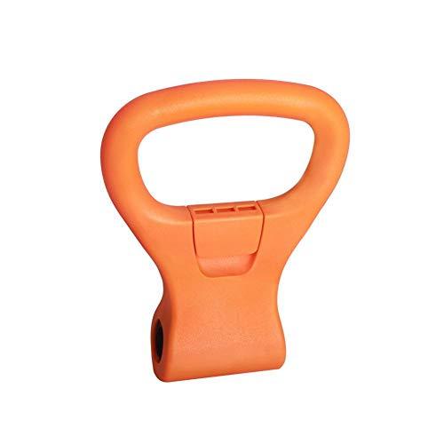 LAVALINK Grip Portatile Viaggio Accessori Fitness per la Perdita di Pesi Bodybuilding Bodybuilding Peso Kettlebell di Peso Regolabile