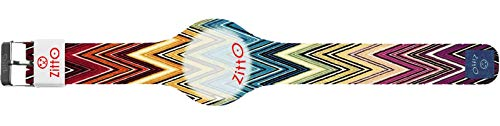 Orologio digitale unisex grande ZITTO MISSY STREET EDITION in silicone multicolor CHARMY-MAX-KQ