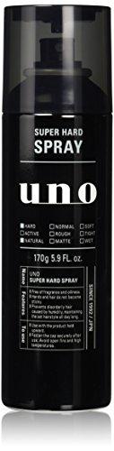 uno(ウーノ)スーパーハードスプレー170g