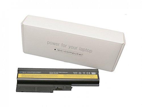 ipc-computer Batterie 56Wh Compatible avec Lenovo ThinkPad R500 (2714)