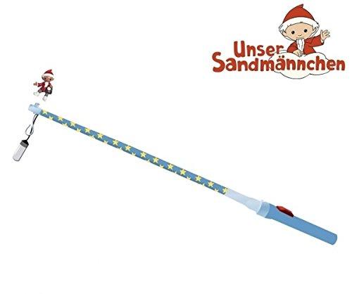 tib 13942 Sandmann Elektrischer Laterne Stick ohne Batterie, mehrfarbig, One Size