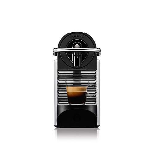 Nespresso Pixie 220V, Coffee Machine, Silver