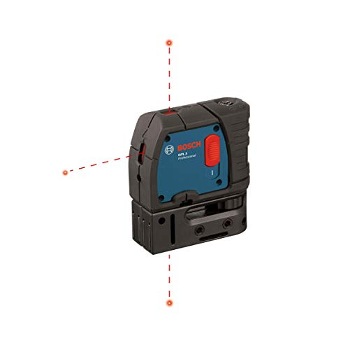 Bosch 3-Point Self-Leveling laser