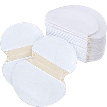 100x Disposable Underarm Sweat Guard Pad Armpit Sheet Liner Dress Clothing Shield