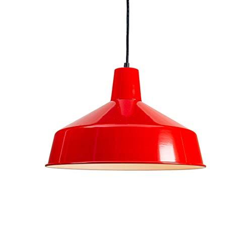 120V Commercial Grade Vintage Barn Style Pendant Light, 16