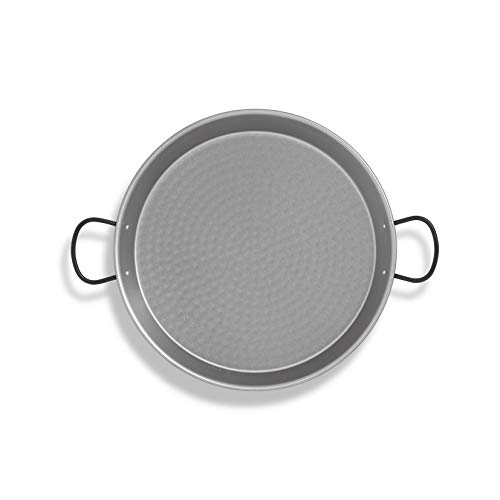 Metaltex - Paellera pulida 50 cm