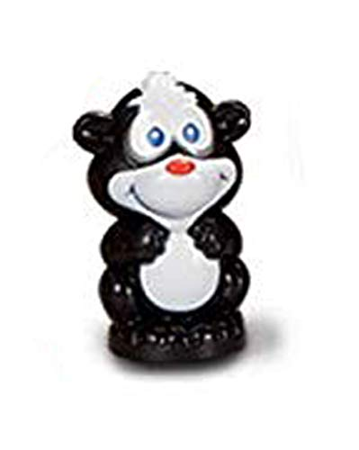 Replacement Skunk Figure for V-Tech Pull and Learn Car Carrier Toy - Includes 1 Black and White Plastic Skunk -  VTech, 30-017155-102