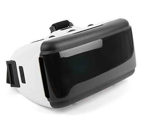 DURAGADGET Padded 3D Virtual Reality VR Headset Glasses - Compatible with Motorola Moto X Play | Moto X Style | Moto X Pure Edition | Droid MAXX 2 | Droid Turbo 2 & Moto X Force Smartphones