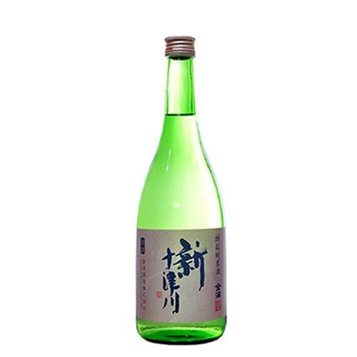 金滴酒造『特別純米酒 新十津川』