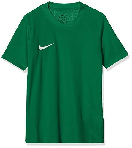 Nike Kinder Park Vi Trikot T-shirt, 725984-302 ,Grün (Pine Green/White), M